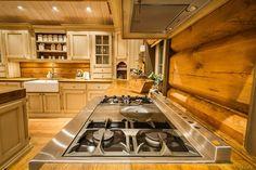 UGLA - Noen ganger går drømmer i oppfyllelse. Stove, Kitchen Appliances, Real Estate, Cabin, Home Decor, Diy Kitchen Appliances, Home Appliances, Decoration Home, Range