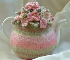 beautiful little tea cozy