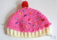 Kapkejkkapica #heklanje #kapa #beba