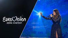 Amber - Warrior (Malta) - LIVE at Eurovision 2015: Semi-Final 2