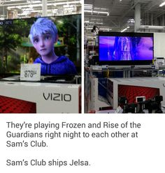 YES. SAM'S CLUB IS DOING THINGS RIGHT. YES.