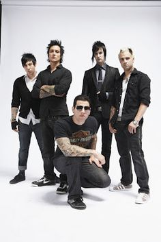 Avenged Sevenfold: So Far Away