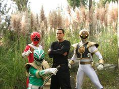 Jason David Frank / Tommy Oliver - Green Power Ranger, White Power Ranger, Red Zeo Ranger