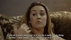 38 Lauren Conrad Faces For Almost Any Situation You Find Yourself In