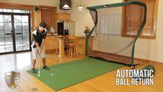 The Net Return - Pro Series Golf Net #GolfNet
