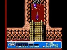 NES Longplay [071] Crystalis : My favorite NES game!  The remake on Gameboy Color was awful, but it would be awesome to see a good remake of this amazing game!