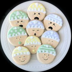Sugar cookies recipe for baby shower