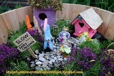 fairy garden by kaitlin