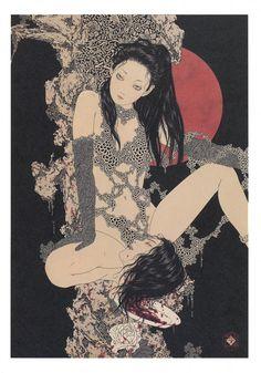 OVH-Japon-Artbook-Takato-Yamamoto07-717x1024