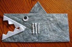 Shark envelope!