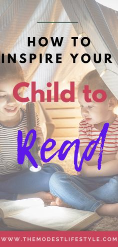 How to inspire your child to read. Struggling to get your child to read? Learn helpful tips to get your child to love reading books.