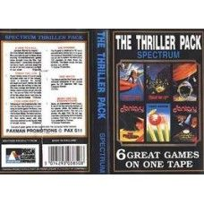 The Thriller Pack for Spectrum by Paxman/Prism Leisure on Tape