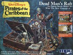 Resultado de imagen para pirates of the caribbean mpc model kits