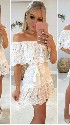 23 Summer Fashion 2019 That Will Make You Look Great - Salvabrani Sexy Dresses, Cute Dresses, Casual Dresses, Short Dresses, The Dress, Dress Skirt, Modest Fashion, Fashion Dresses, Feminine Fashion