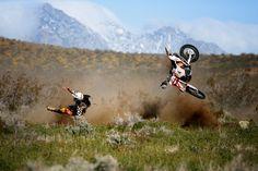 <b>Crash</b> & <b>burn</b> - General <b>Dirt Bike</b> Discussion - ThumperTalk