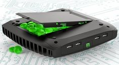 CompuLab MintBox 2 unveiled with four times the power, same Linux Mint flavor