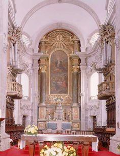 Órgãos da Sé de Lamego, Portugal