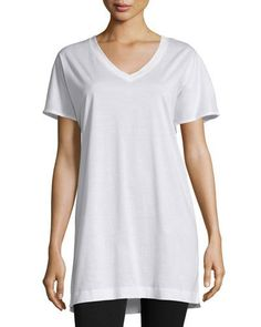 HANRO LAURA SHORT-SLEEVE SLEEPSHIRT.  hanro  cloth   Sleep Shirt bd65338a8