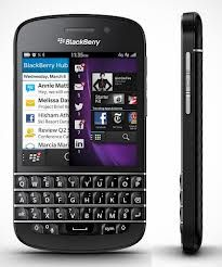 BlackBerry Q10 Slated for an April Release