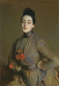 John Singer Sargent 'Miss Priestley', c.1889