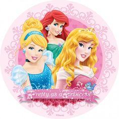 """Tell your Girl """"We have something for you to look at"""" and give her a special disney on ice princess themed goodie bag and say """"Inside of the bag,There some clues and its to tell you what your BIG Surprise is"""" Cinderella Pictures, Disney Princess Pictures, Disney On Ice, Disney Love, Disney Princess Party, Ice Princess, Cupcake Toppers Free, Disney Barbie Dolls, Bear Halloween"""