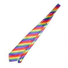 CORBATA BANDERA ORGULLO LGBT http://www.sexfrodisia.com/linea-lgbt/21696-corbata-bandera-orgullo-lgbt.html