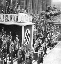 Joseph Goebbelsillä oli suuri merkitys natsimyönteisyyden synnyssä.