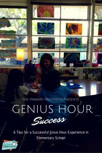 If you are thinking about trying Genius Hour this year in your classroom, check out this post! 6 Tips for a successful genius hour experience in an elementary classroom. Inquiry Based Learning, Project Based Learning, Genious Hour, Sixth Grade Science, Library Lessons, Library Ideas, 21st Century Learning, Instructional Coaching, Teaching Tools