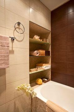 Пример дизайна ванной в хрущевки