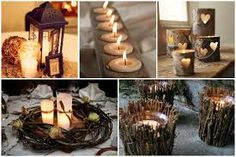 simple rustic wedding decorations - Google Search