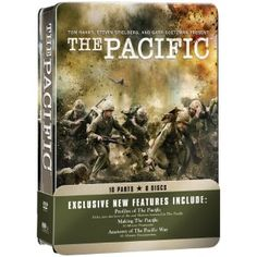 The Pacific - DVD Box set £17.60
