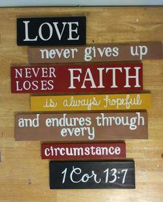 1 Cor 13:7