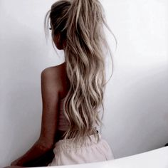 Imagen de hair, blonde, and style