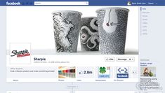 20 Amazingly Branded Company Facebook Timeline Pages Photo