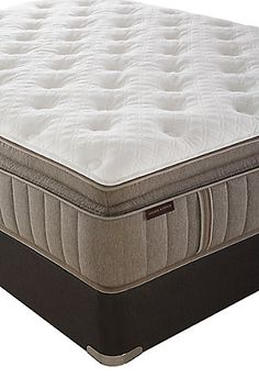 Mattreses Sealy Posturepedic With Euro Top Sealy Silver