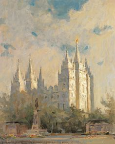 Temple Square, Leonard Wren