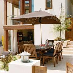 Summer beach house pictures - holiday beach house - johnson-modern-patio