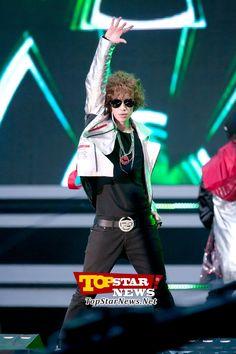 틴탑(TEEN TOP) 니엘, '내가 바로 틴탑의 절대 카리스마' …2012 드림콘서트 현장 [K-POP PHOTO]