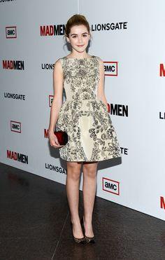 27 Times Kiernan Shipka's Outfits Put Us All to Shame  - MarieClaire.com