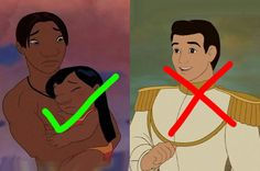 """Sorry World, But David From """"Lilo & Stitch"""" Is Actually The Best Disney Prince"""