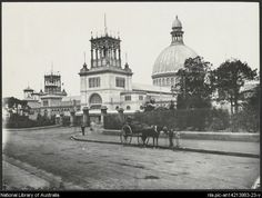 Garden Palace, Sydney International Exhibition Building [picture].