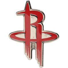 Houston Rockets Logo Pin