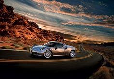4C Alfa Romeo - New 4C Launch Edition