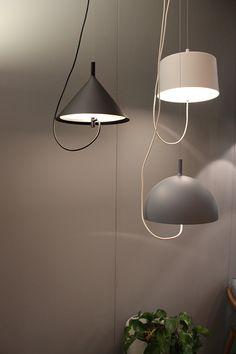 #nendo #wästberg #hanglamp #cone #sphere #cylinder #nordic #speelsnodic #vtwonenendesignbeurs