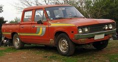 Datsun 620 Crew Cab  ¿Engine? J15