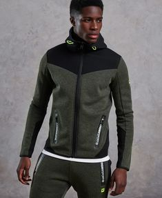 Buy Mens Superdry Gym Tech Blocked Zip Hoodie from Our Official Website and Get Free Delivery! Order Now or check out our other Hoodies available from Superdry Superdry Style, Superdry Mens, Zip Hoodie, Sport Logos, Sport Fashion, Mens Fashion, Gym Outfit Men, Mens Clothing Styles, Gym Clothing