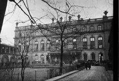 Wilhelmstrasse 102, sede en Berlín del Sicherheitsdienst (SD): Servicio de Seguridad/Inteligencia de las SS
