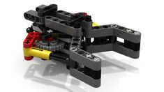 Lego Robotic Gripper by Eric Sophie | by dluders