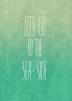 ombre teals and sea breezes. #flirtspantonepicks