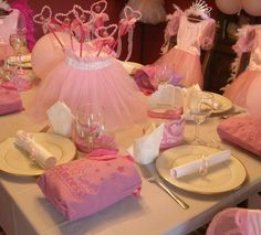 Princess Tablescape